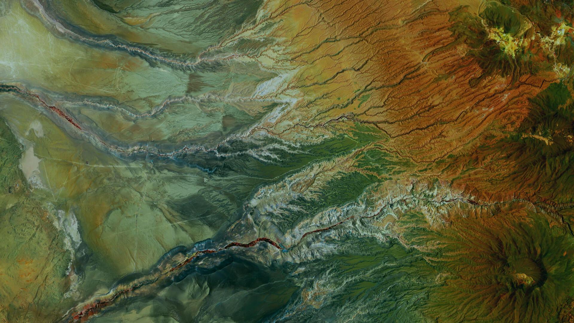 Cerro Guachiscota, Chile