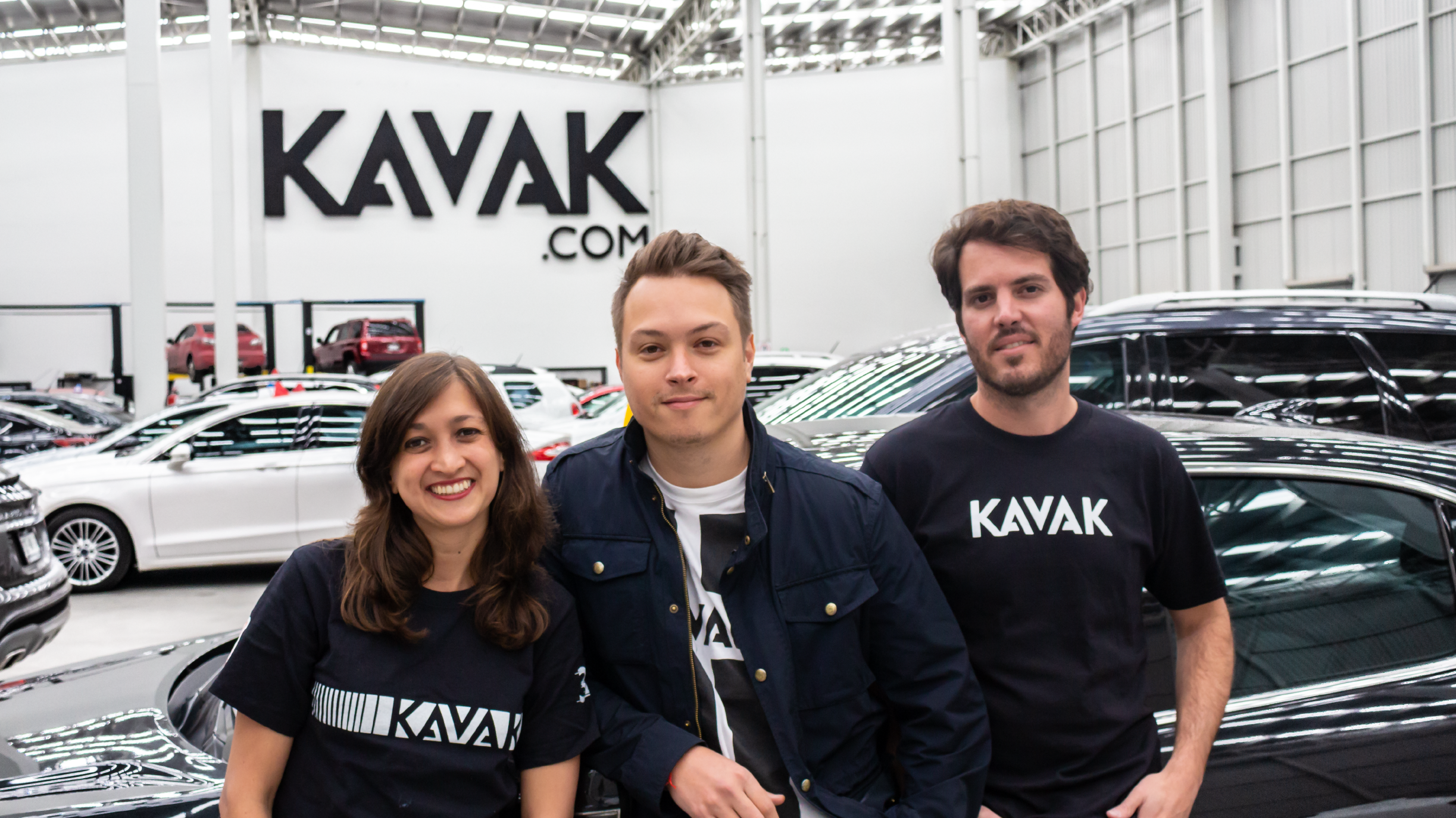 Kaszek Kavak Team